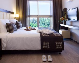 Kfar Maccabiah Hotel & Suites - Ramat Gan - Slaapkamer