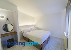 Hospedium Hotel Cañitas Maite - Casas-Ibáñez - Schlafzimmer