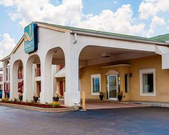 Quality Inn & Suites - Covington - Building