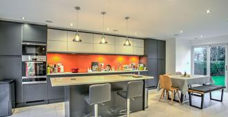 Modern Massive Family Home South Manchester - Mánchester - Cocina