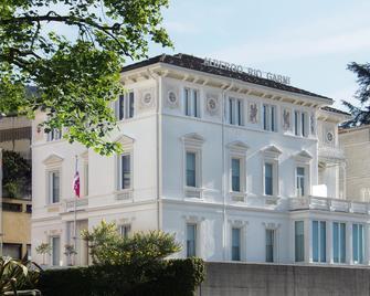 Hotel Garni Rio - Локарно - Building
