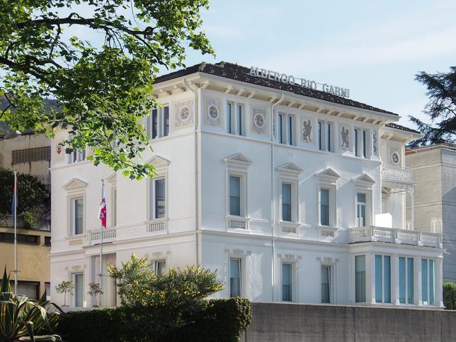 里約伽尼酒店 - 洛迦諾 - 建築