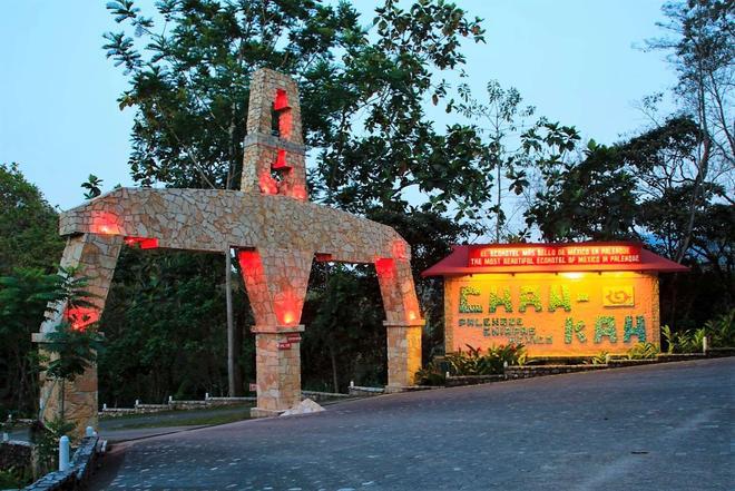 Chan-Kah Resort Village Convention Center & Maya Spa - Palenque - Toà nhà