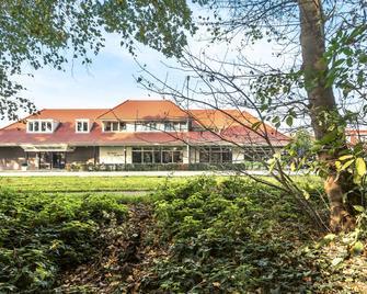 Hotel het Wapen van Delden - Delden - Gebouw