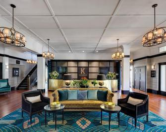 Hotel Kurrajong Canberra - Canberra - Lobby