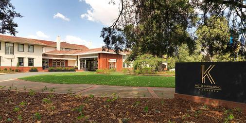 Hotel Kurrajong Canberra - Canberra - Rakennus