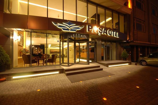 Imamoglu Pasa Hotel - Boutique Class - Καισάρεια - Κτίριο