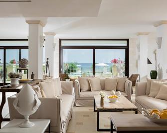 Canne Bianchelifestyle Hotel - Torre Canne - Obývací pokoj