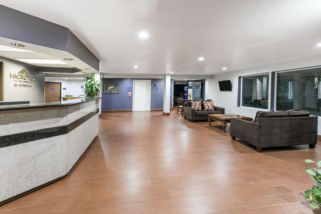 Microtel Inn & Suites by Wyndham Oklahoma City Airport - Oklahoma City - Lobby