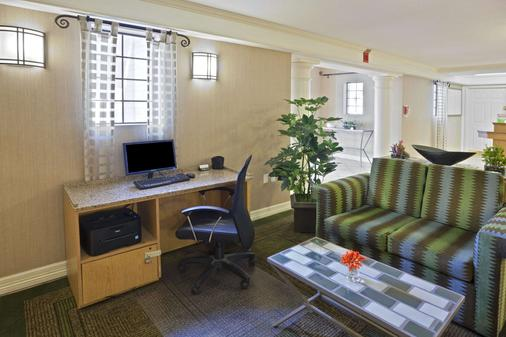 La Quinta Inn Phoenix Sky Harbor Airport - Tempe - Business centre