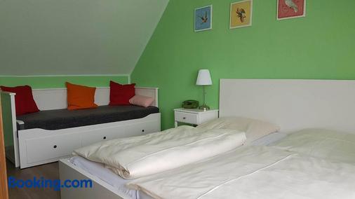 Hotel Heldt Dependance - Bremen - Bedroom