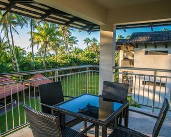 Ultiqa Fiji Palms Beach Resort - Pacific Harbor - Balkon