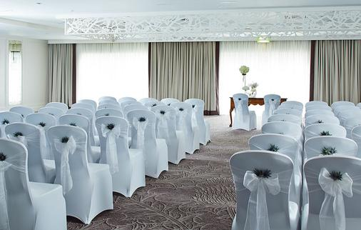 Dalmahoy Hotel & Country Club - Edinburgh - Banquet hall