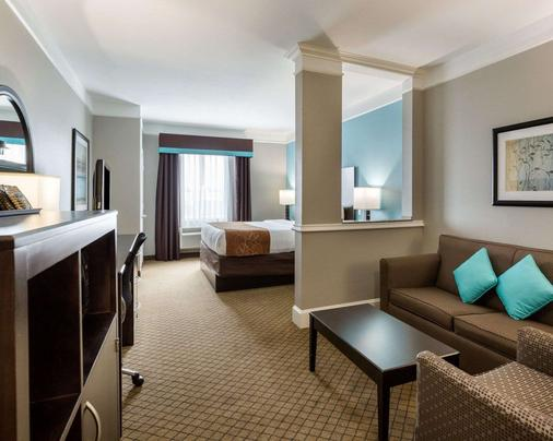Comfort Suites at Katy Mills - Katy - Phòng ngủ