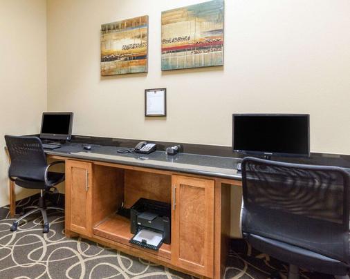 Comfort Suites at Katy Mills - Katy - Khu vực làm việc