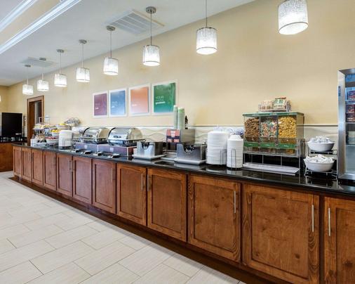Comfort Suites at Katy Mills - Katy - Buffet