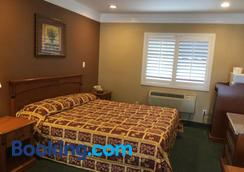Beverly Inn - Los Angeles - Phòng ngủ