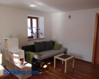 Ferienwohnung Krämerhaus - Annaberg im Lammertal - Living room