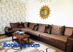 Best-Bishkekcity Apartments 2 - Biskek - Sala de estar