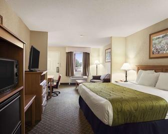 Days Inn & Suites by Wyndham Stuttgart - Stuttgart - Bedroom
