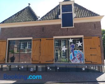 B&B de Notaris - Assen - Building