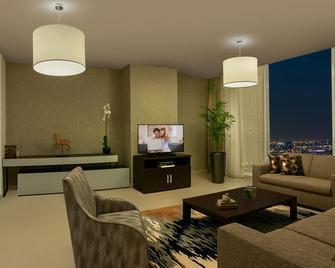 Ascott Rafal Olaya Riyadh - Riyadh - Living room