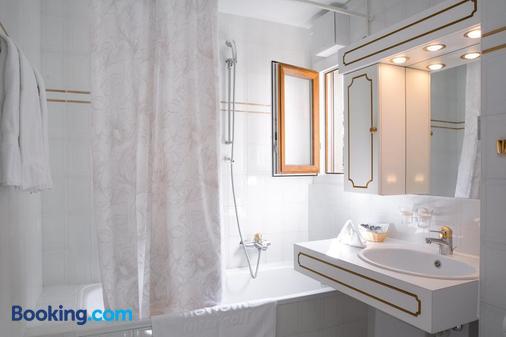 海爾維蒂亞公寓式酒店 - 克萊恩 蒙塔納 - 浴室