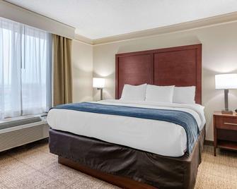 Comfort Inn and Suites - Heath - Schlafzimmer