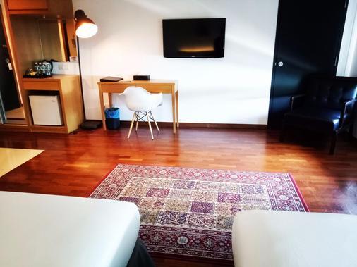 Quayside Hotel - Malacca - Phòng khách