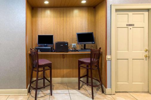 Clarion Hotel - Williamsburg - Business centre