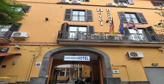 巴貝多酒店 - 那不勒斯 - 那不勒斯 - 建築