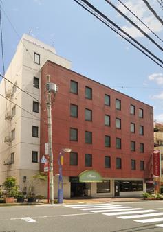 Fancy Business Hotel - Atami - Rakennus
