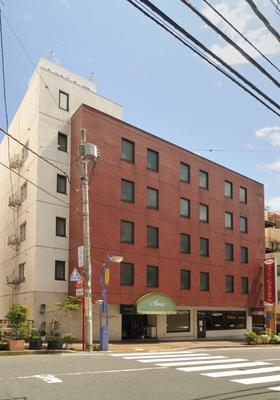 Fancy Business Hotel - Atami - Rakennus