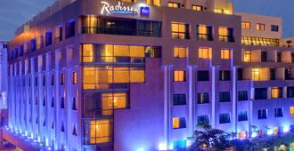 Radisson Blu Martinez Hotel, Beirut - Beiroet - Gebouw