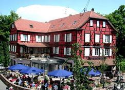 Hôtel La Maison Rouge - Obernai - Rakennus