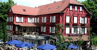 Hôtel La Maison Rouge - Obernai - Building