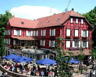 Hôtel La Maison Rouge - Obernai