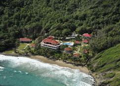 Petite Anse Hotel - Sauteurs - Outdoor view
