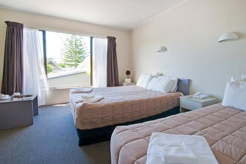 Auckland Airport Kiwi Hotel - Mangere - Bedroom