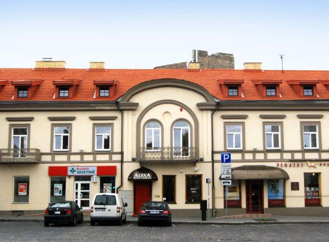 Alexa Old Town - Vilnius - Building