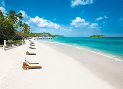 Sandals Halcyon Beach Couples Only - Κάστρις - Παραλία
