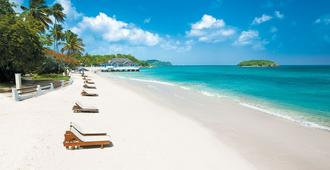Sandals Halcyon Beach Couples Only - Castries - Playa
