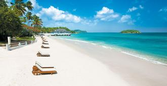 Sandals Halcyon Beach Couples Only - Castries