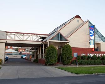 Mas Country Riverboat Lodge Motor Inn - Echuca - Edificio