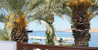 Asterias Hotel - Parikia - Balcone