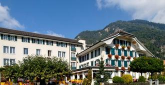Hotel Beausite - Interlaken - Κτίριο