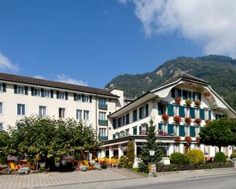 Hotel Beausite - Interlaken - Building