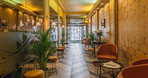 Best Western Hotel Centre Reims - Reims - Lobby