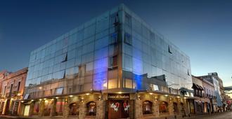 Hotel Senorial - Puebla de Zaragoza - Edificio