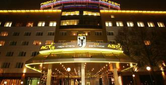 Park Hotel Fili - מוסקבה - בניין
